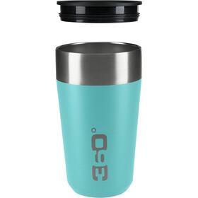 360° degrees Vacuum Travel Mug Large 475ml, turquoise